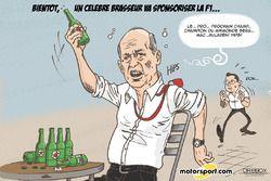 L'Humeur de Cirebox - Heineken, futur sponsor de la F1!