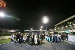 Genel klasman: 1. Avelon Formula Team, Avelon Formula Wolf; 2. Scuderia Bİ&Bİ, Taatus Formula PY012;