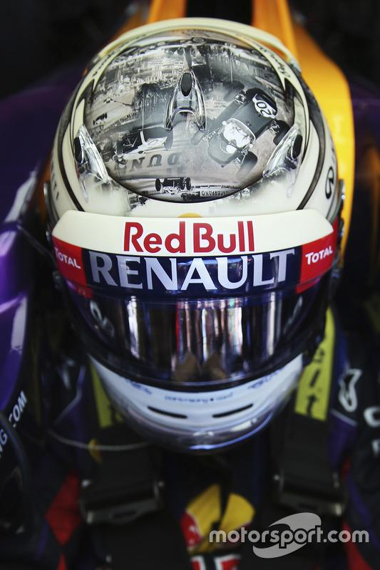 Sebastian Vettel, GP Mónaco 2013