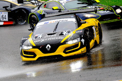 #14 V8 Racing Renault RS01: Nicky Pastorelli, Josh Webster