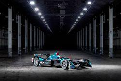 NeXTEV TCR Formula E Team auto