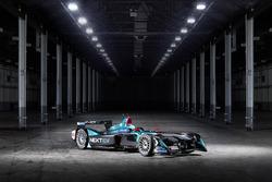 Auto NeXTEV TCR Fórmula E Team