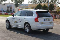 Motorsport.com Volvo XC90 Güvenlik Aracı