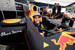 Sergio Sette Camara, Red Bull Racing