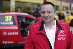Yves Matton, head of Citroën World Touring Car Team