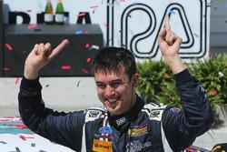 Ganador de la carrera Billy Johnson, Multimatic Motorsports