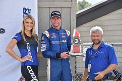 Tercer lugar Dean Stoneman, Andretti Autosport
