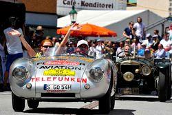 Richard Lietz, Porsche 550 Spyder Bj. 1954
