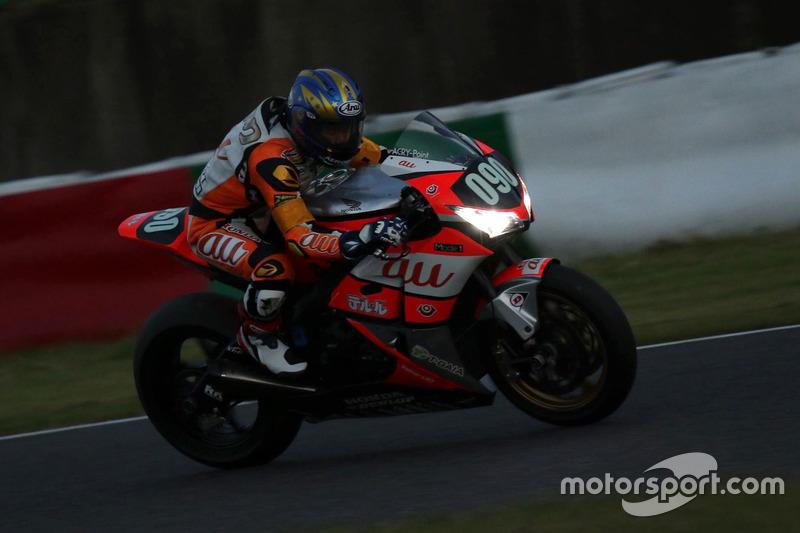 #090 KoharaRT Honda: Kosuke Akiyoshi, Damian Cudlin, Hikari Ohkubo