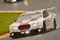 #30 Team Parker Racing, Bentley Continental GT3: Chris Harris, Derek Pierce, Carl Rosenblad, David P