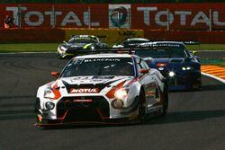 #23 Nissan GT Academy Team RJN Nissan GT-R Nismo GT3: Lucas Ordonez, Mitsunori Takaboshi, Alex Bunco