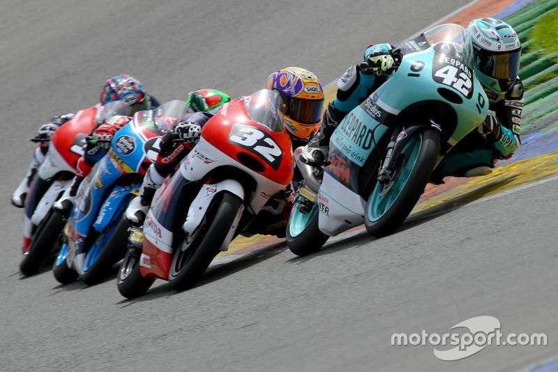 Marcos Ramírez, Leopard Racing