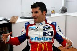 #41 Greaves Motorsport Ligier JSP2 Nissan: Memo Rojas
