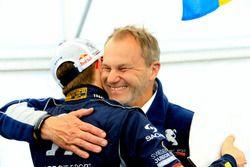 Keneth Hansen and Kevin Hansen, Peugeot Hansen Academy