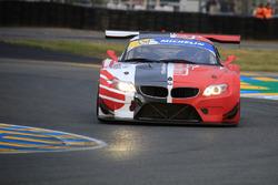 Ян Сторм, Нил Бувуи, #44 DKR Engineering BMW Z4 GT3