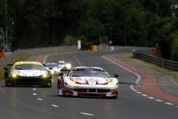 #60 Formula Racing Ferrari 458 Italia: Christina Nielsen, Mikkel Mac, Johnny Laursen