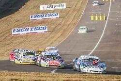 Martin Ponte, Nero53 Racing Dodge, Guillermo Ortelli, JP Racing Chevrolet, Emanuel Moriatis, Martinez Competicion Ford