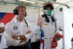 Alberto Cerqui, BMW Team Italia