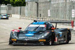 #10 Wayne Taylor Racing Corvette DP: Ricky Taylor, Jordan Taylor pakt de overwinning