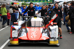 Экипаж #46 Thiriet by TDS Racing Oreca 05 Nissan