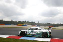 #28 Montaplast by Land-Motorsport, Audi R8 LMS: Peter Hoevenaars, Frédéric Vervisch