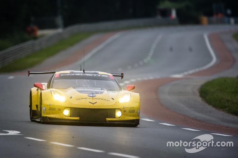 13. LMGTE-Pro: #64 Corvette Racing, Chevrolet Corvette C7-R