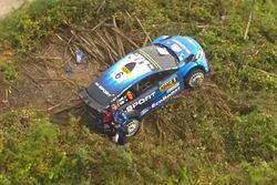 Eric Camilli, Benjamin Veillas, M-Sport Ford Fiesta WRC (Screenshot)
