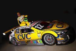 New Chevrolet Stock Car