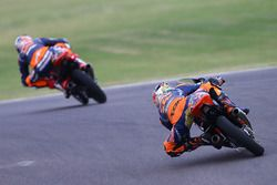 Bo Bendsneyder, Red Bull KTM Ajo and Brad Binder, Red Bull KTM Ajo