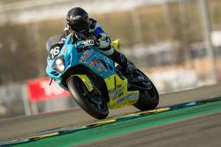 #76 Suzuki: Jean Edouard Aubry, Quentin Levrier, Maxime Bourdon, Alain Cottard