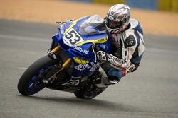 Anthony dos Santos, Yamaha