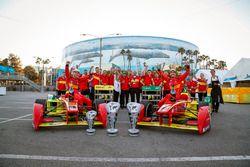 Daniel Abt, Lucas Di Grassi, ABT Schaeffler Audi Sport