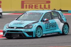Жан-Карл Верне, Volkswagen Golf GTI, Leopard Racing