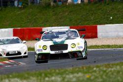 #18 Bentley Team Abt, Bentley Continental GT3: Christopher Brück, Christian Menzel, Fabian Hamprecht, Marco Holzer