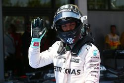 2nd place for qualifying for Nico Rosberg, Mercedes AMG Petronas F1 W07