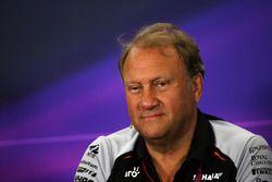 Robert Fernley, Sahara Force India F1 Takım Patronu Vekili, FIA Basın Toplantısı