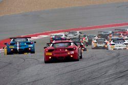 #176 Ferrari of Atlanta Ferrari 458: Lance Cawley