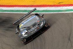 #5 FFF Racing Team by ACM Lamborghini Huracan: Fu Songyang, Andrea Caldarelli