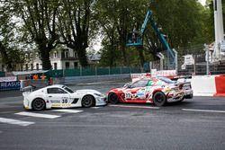 Eric Cayrolle, Didier Moureu, Ginetta G55 GT4; Alessandro Fogliani, Patrick Zamparini, Villorba Cors