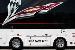 Renntransporter: Corvette Racing