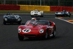 #46 Ferrari 246S (1960): Bobby Verdon-Roe, Sam Hancock