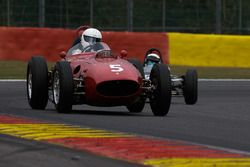 #5 Ferrari Dino (1960): Tony Smith
