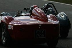 #61 Maserati T61 'Birdcage' (1960): Guillermo Fierro Eleta