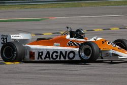 Crash: #31 Arrows A4 (1982): Steve Hartley