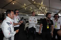 Gianni Morbidelli, Honda Civic TCR, WestCoast Racing e Kevin Gleason, Honda Civic TCR, West Coast Ra