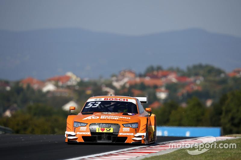 ... 39 Punkte Vorsprung auf dessen Audi-Kollege Jamie Green