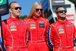 Christina Nielsen, Alessandro Balzan, Jeff Segal, Scuderia Corsa