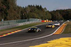 Start of GTE qualifying session