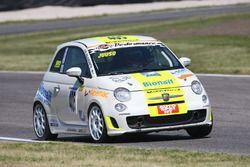 Juuso-Matt Pajuranta, Team Zatti, Abarth 595 OT-TCS 1.4 #405