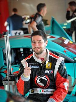 Massimo Alberto, Team Composit Motorsport